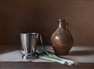 British art, still life paintings