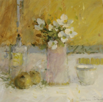 Salliann PUTMAN - On The White Table
