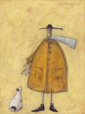 British Artist Sam Toft - Doris Meets Rover