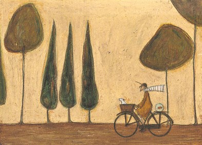 British Artist Sam Toft - Homeward Bound