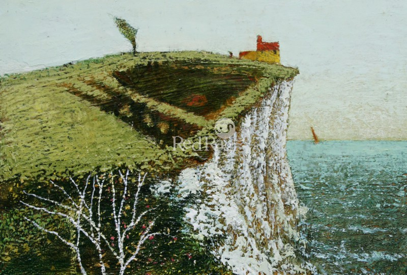 Simon GARDEN - The Cliff House