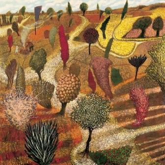 Limited Edition Prints Artist Simon Garden - Garden