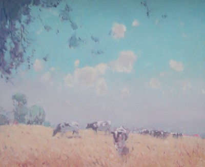 Limited Edition Prints Artist Stephen Brown - The High Meadow