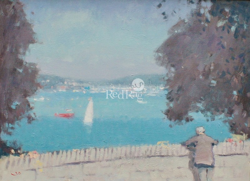 Stephen BROWN RBA - Watching the Regatta