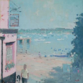 Stephen Brown - The Ferry Boat Inn, Dittisham