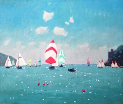 Stephen BROWN RBA - Spinnakers, Dartmouth