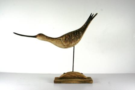 British Artist Stephen HENDERSON - Freak Greenshank