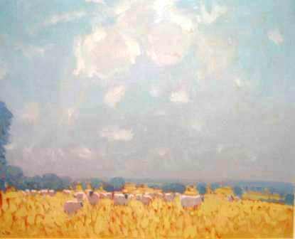 Stephen BROWN RBA - Cotswold Summer