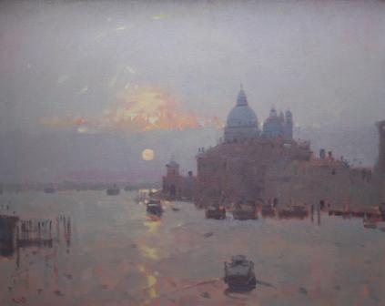 Stephen BROWN RBA - Venice, Sunrise