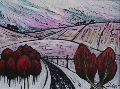 British Artist Steve CAPPER - December