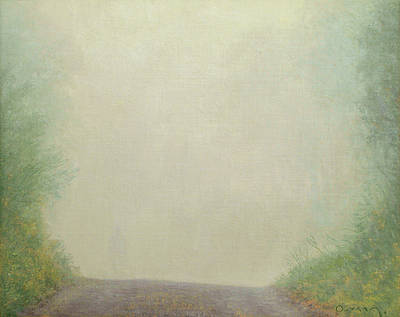 British Artist Steven OUTRAM - The Hidden Way