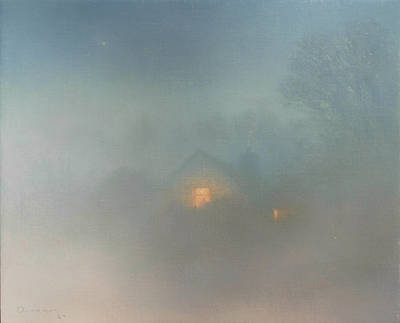British Artist Steven OUTRAM - Venus and the Windows