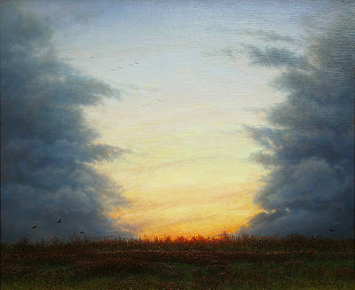 British Artist Steven OUTRAM - Revealing the Light