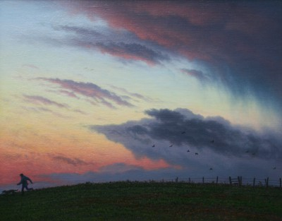 Steven OUTRAM - Running out of time