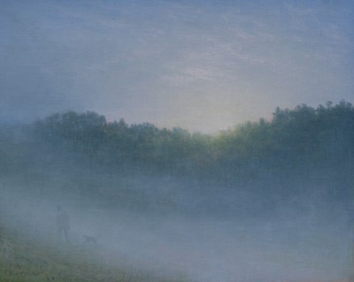 Steven OUTRAM - Across the Hill