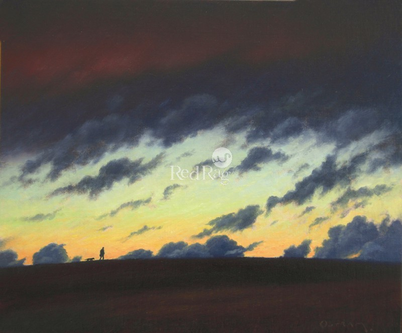 Steven OUTRAM - The Walk Before Dark