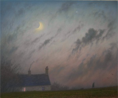 British Artist Steven OUTRAM - Never the Same