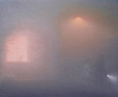 British Artist Steven OUTRAM - Light the Night