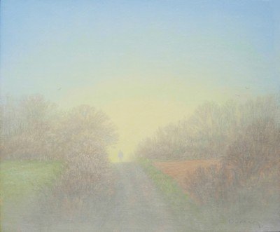 British Artist Steven OUTRAM - A New Day