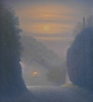 Steven OUTRAM - The Silence of the Moon