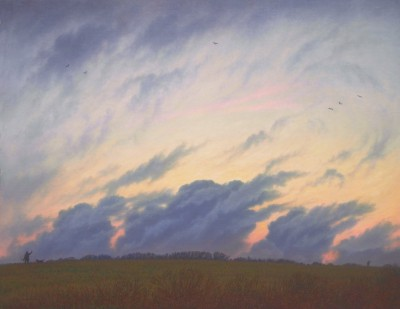 British Artist Steven OUTRAM - Different Ways