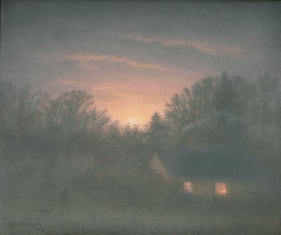 Steven OUTRAM - Outside the Box (Study)