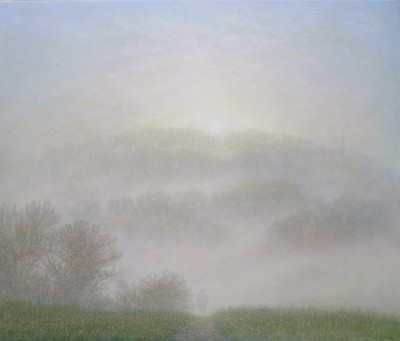 British Artist Steven OUTRAM - There is a Way