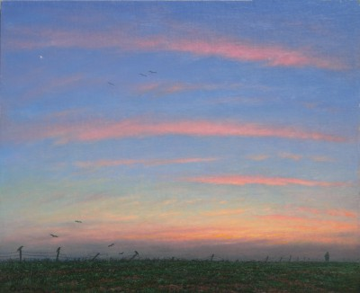 British Artist Steven OUTRAM - The Long Walk