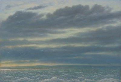 British Artist Steven OUTRAM - Somewhere Between