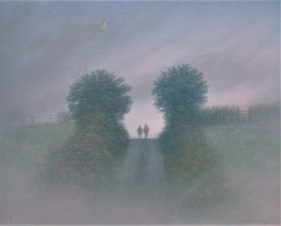 British Artist Steven OUTRAM - The Next Step