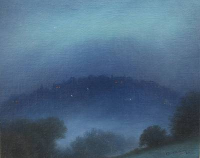 British Artist Steven OUTRAM - Like Jewels
