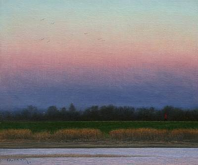 British Artist Steven OUTRAM - Between the Levels