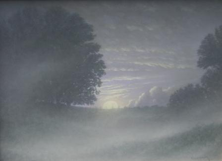 Steven OUTRAM - The Great Moon