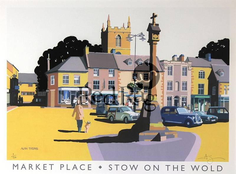 Alan Tyers - Stow on the Wold