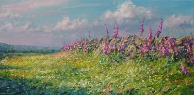 Mark PRESTON - Summer Meadow, Ashleyhay