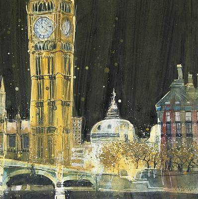 Susan BROWN - From the River, London