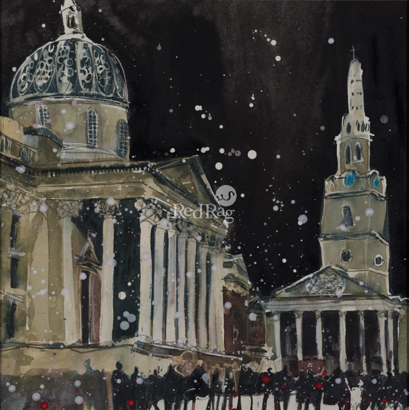 Susan BROWN - Midnight St  Martins in the Fields, London