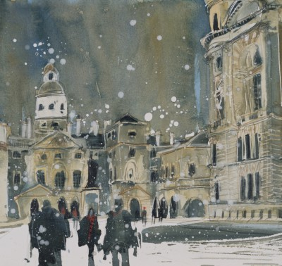 Susan BROWN - From Horse Guards Avenue