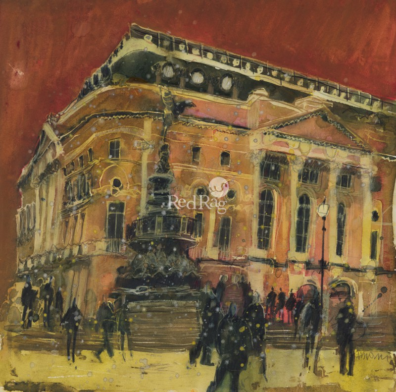 Susan BROWN - Piccadilly Circus