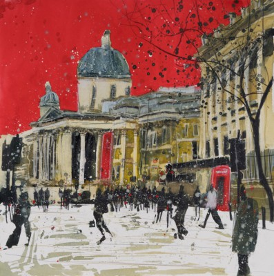 British Artist Susan BROWN - Gallery on the Square, London