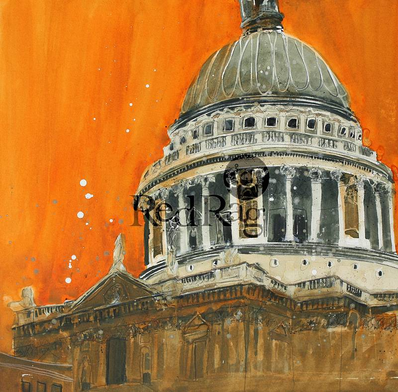 Susan BROWN - Dome and Stone Gallery, St Paul's