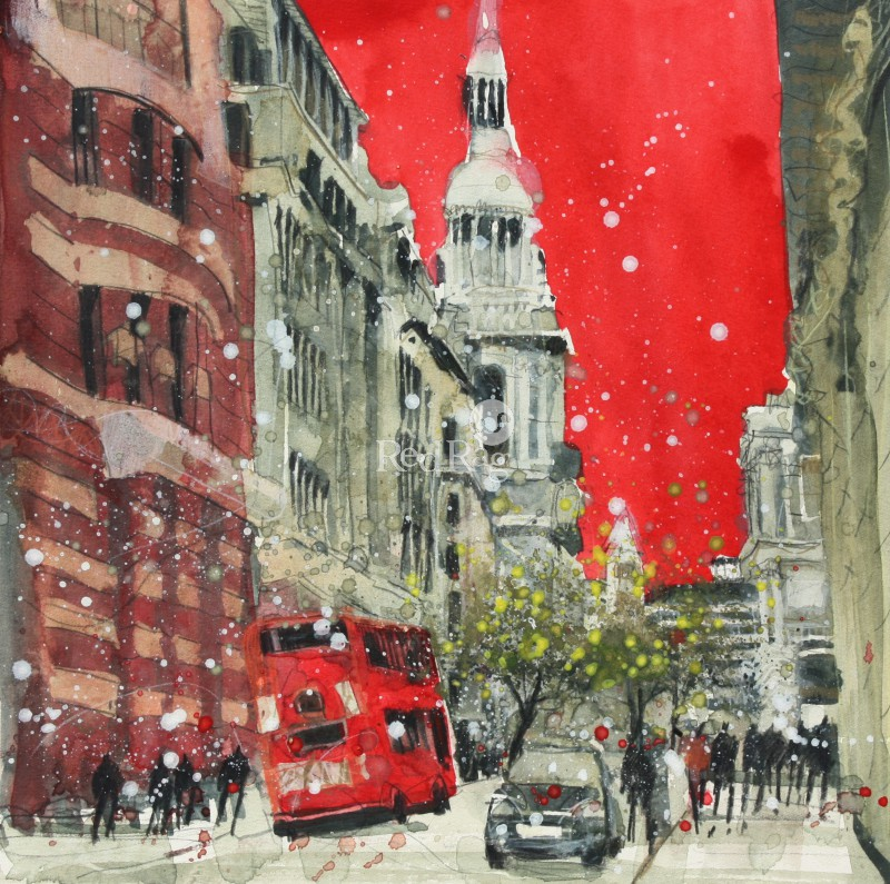 Susan BROWN - The City, London