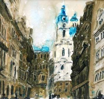 Susan BROWN - Church of St. Nicholas, Prague