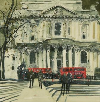 Susan BROWN - Baroque Influence, London
