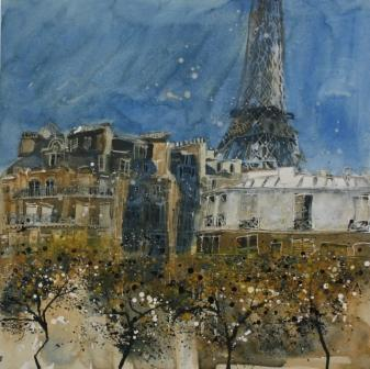 Susan BROWN - 9th Arrondissement, Paris