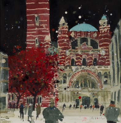 British Artist Susan BROWN - Westminster Cathedral