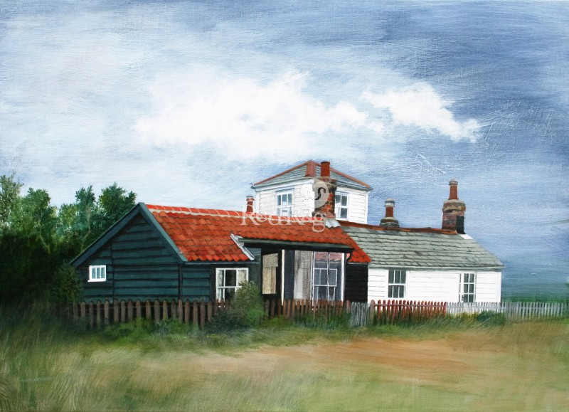 Sylvia ANTONSEN - Suffolk Beach Houses