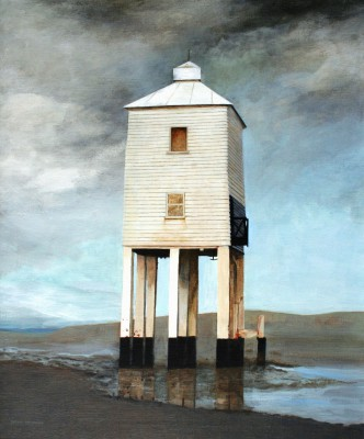 British Artist Sylvia ANTONSEN - Burnham On Sea