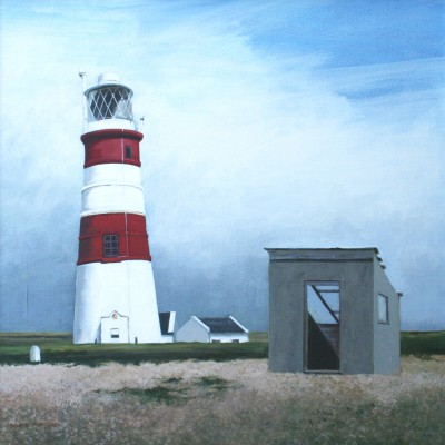 British Artist Sylvia ANTONSEN - On Orford Ness
