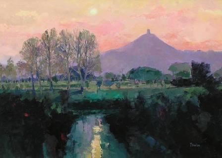 Tom WANLESS - Near Glastonbury